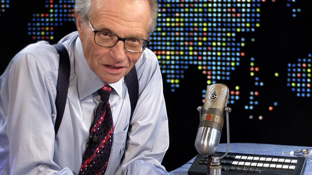 Larry King Always Asked Questions Like This, and It Was Pure Emotional Intelligence