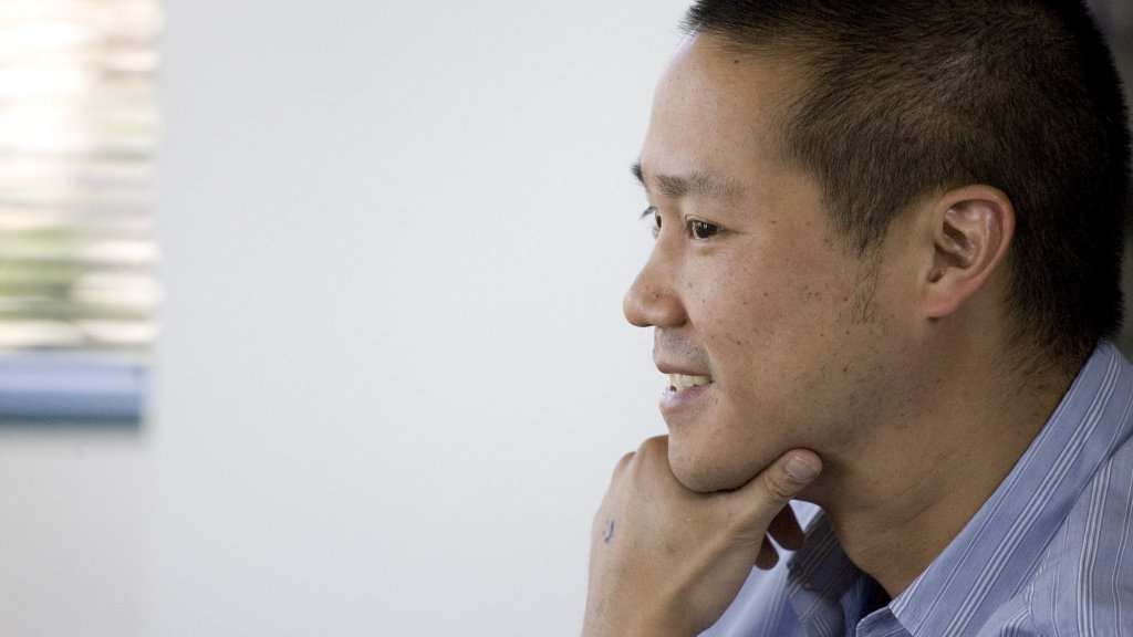 The 5 Best Tony Hsieh Quotes on Company Culture