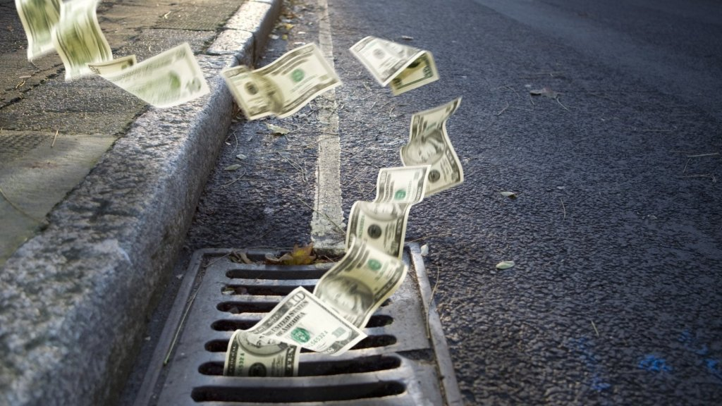 7 Ways to Stop Throwing Money Down the Drain