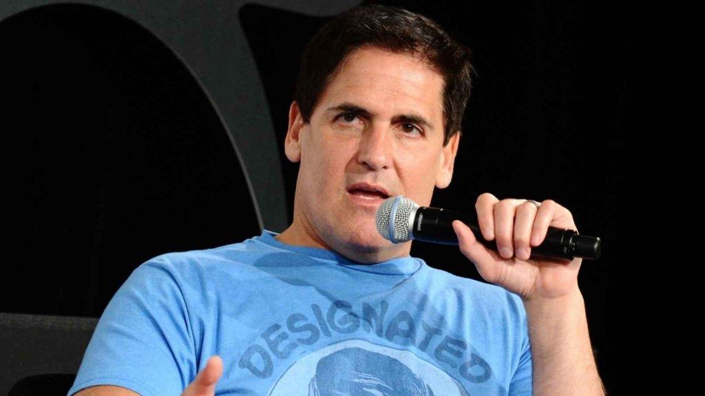Mark Cuban.