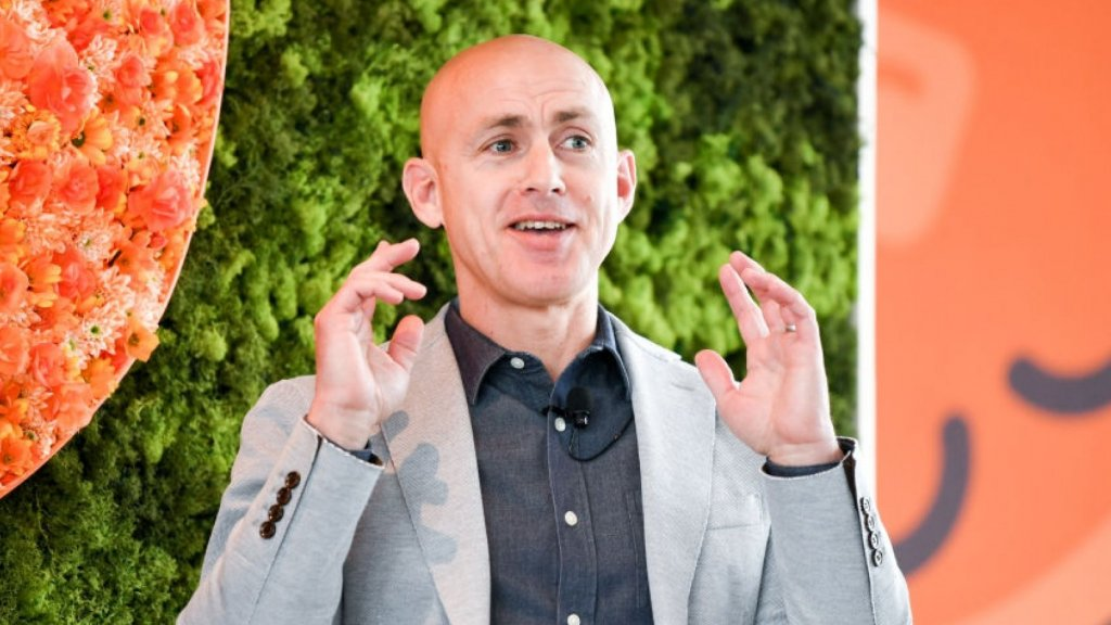 Headspace Co-Founder Andy Puddicombe Says We Spend Half Our Lives Distracted. Here's His Simple Solution