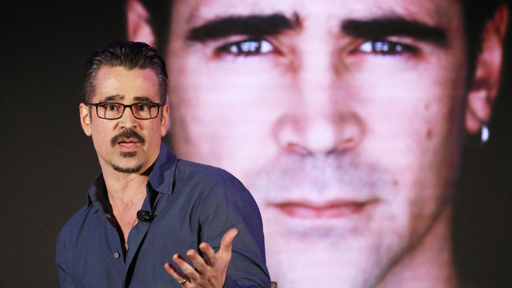 Colin Farrell's Formula for Success: What Really Inspires Us to Invest in Ourselves