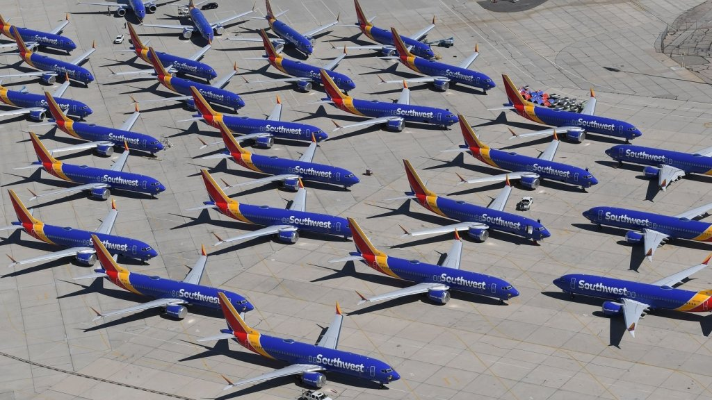 Southwest Airlines' CEO Just Revealed That the Troubled Boeing 737 Might Not Be Its Forever Plane