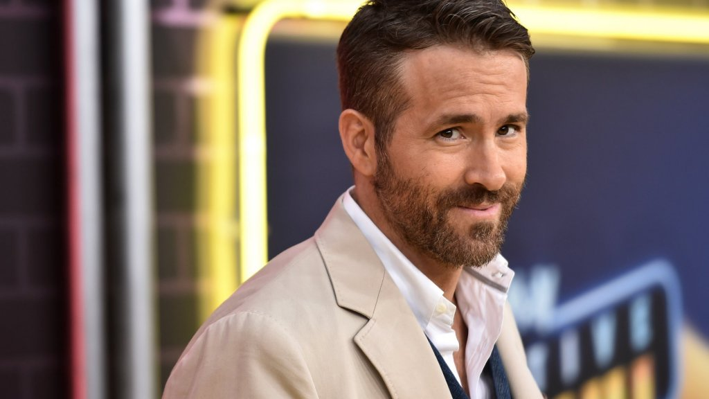 Actor Ryan Reynolds Just Bought a Wireless Carrier. And His Reason for the Buy Makes Sense