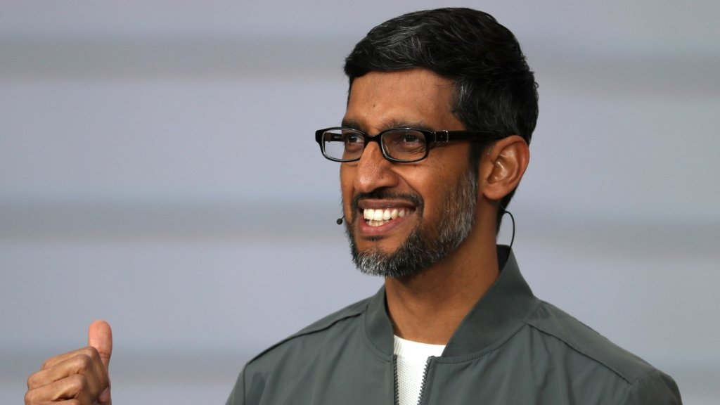 Google's CEO Just Gave the Entire Company a Day off. Here's Why