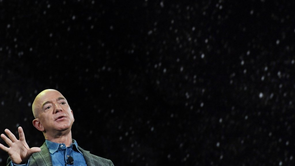 The 1 Question Jeff Bezos Says All Entrepreneurs Should Ask Themselves