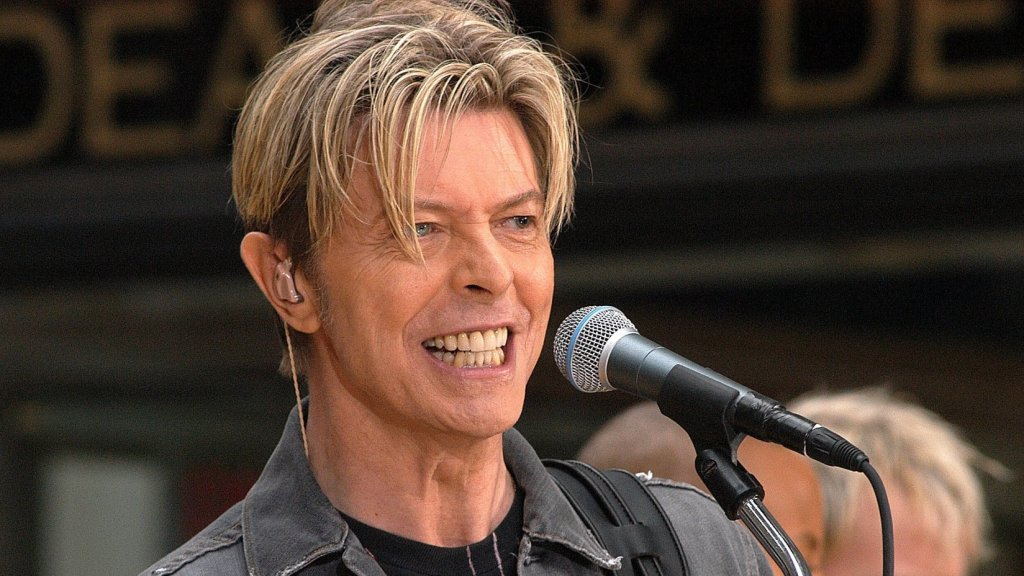 How a Version of David Bowie's Brainstorming Technique Can Boost Your Creativity at Work