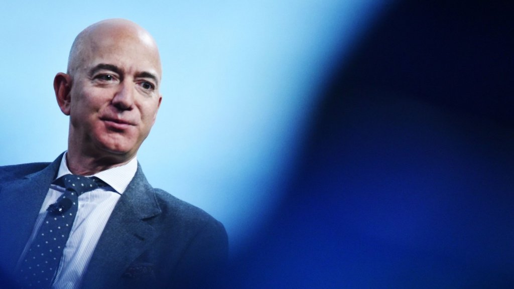 Jeff Bezos on Planning for the Future in Uncertain Times
