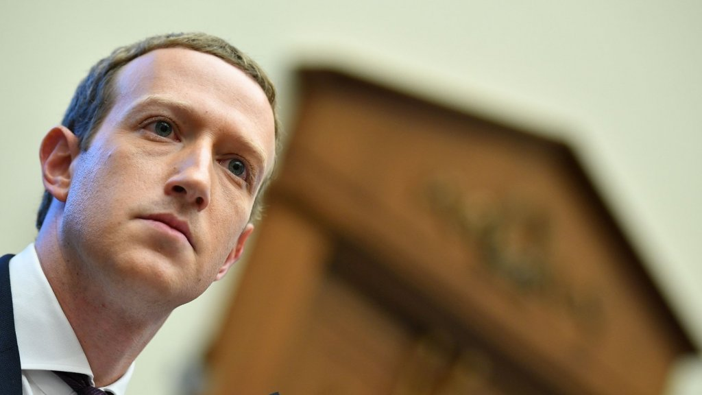 Mark Zuckerberg Tried to Defend Facebook's Libra Currency Plans and Other Activities in House Testimony