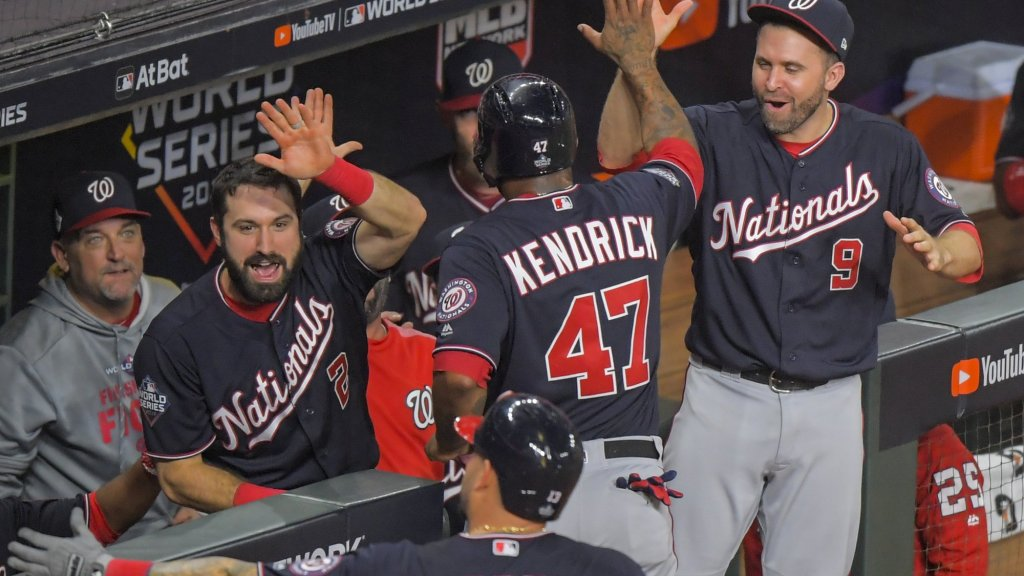 The Washington Nationals Are the Perfect Example of Why Team Culture Is the Key to Success