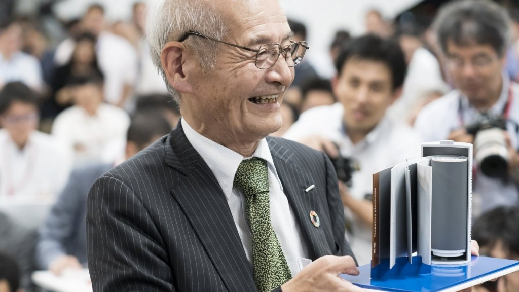 3 Scientists Won the Nobel Prize in Chemistry for Their Work Developing Lithium-ion Batteries