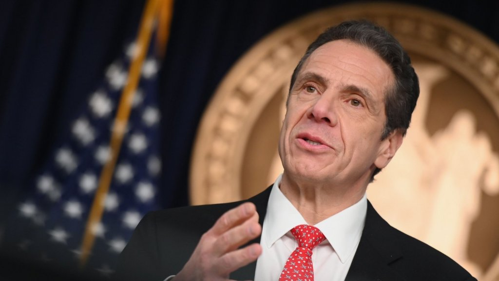 New York Governor Andrew Cuomo Just Gave a Valuable Lesson in Crisis Leadership