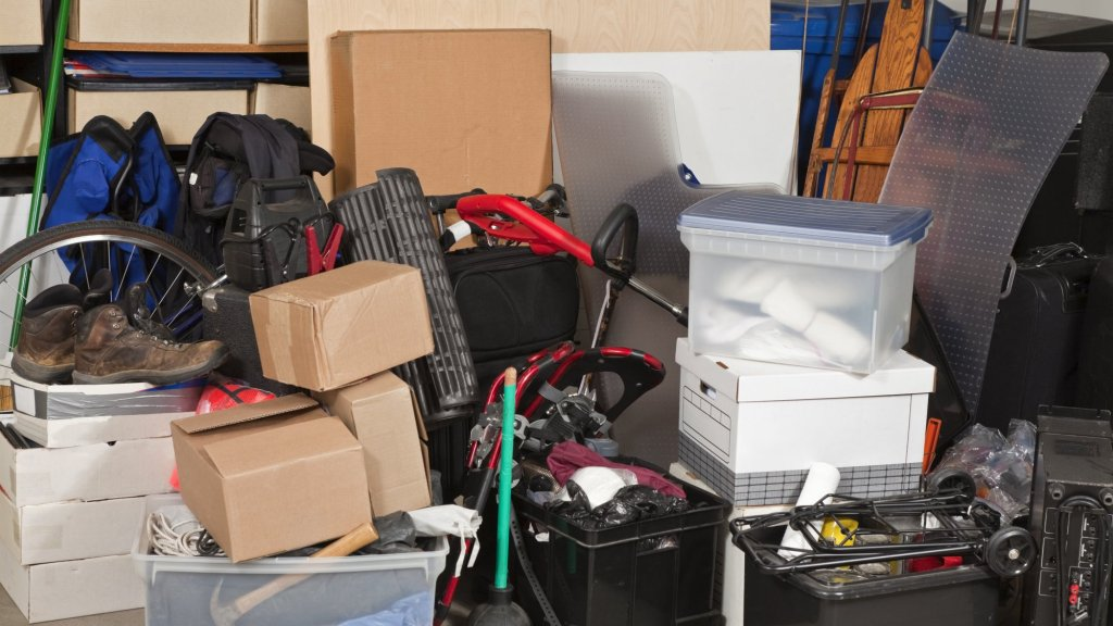 The Science Behind Why It's So Hard to Get Rid of Clutter