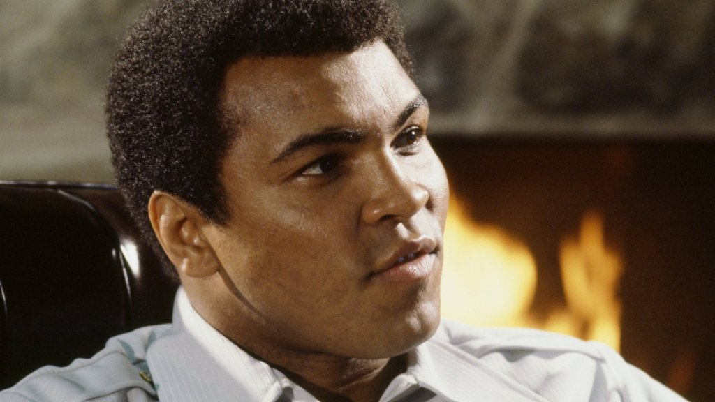 What Tony Robbins Admired Most About Muhammad Ali