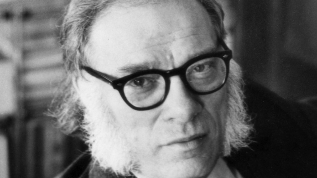 Isaac Asimov Published 500 Books and Never Suffered From Writer's Block. Here's How He Did It