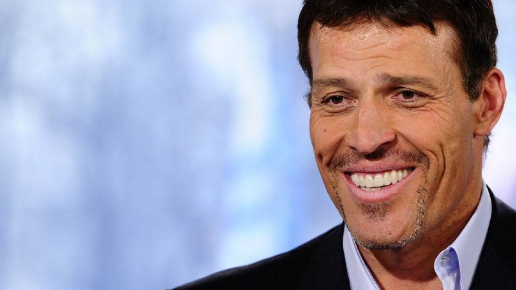Tony Robbins on How to Motivate Yourself and Others