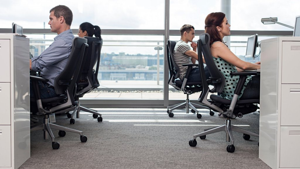 Only 7 Percent of Office Workers Are Productive (but Most Are Miserable)