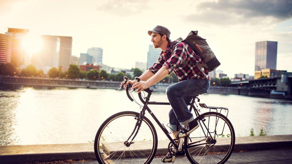 ser más rápido y fuerte en bici