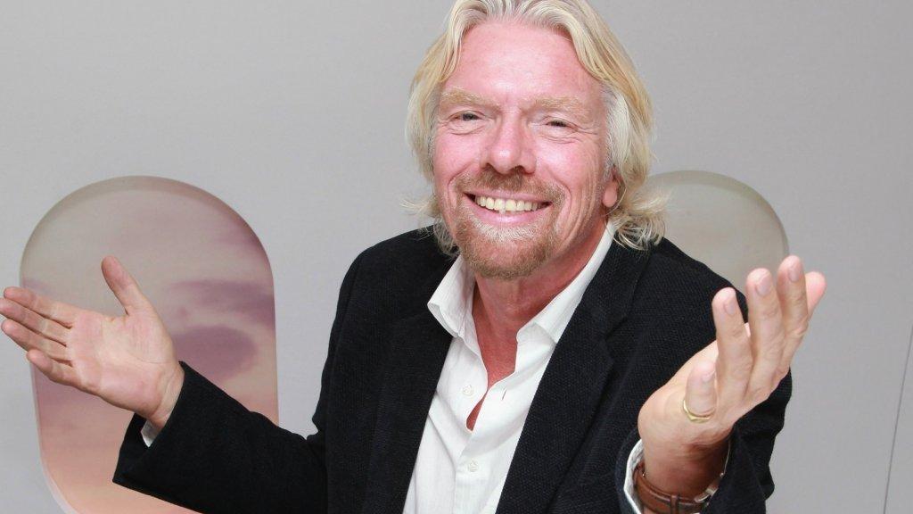 Richard Branson: Work Smarter, Not Longer