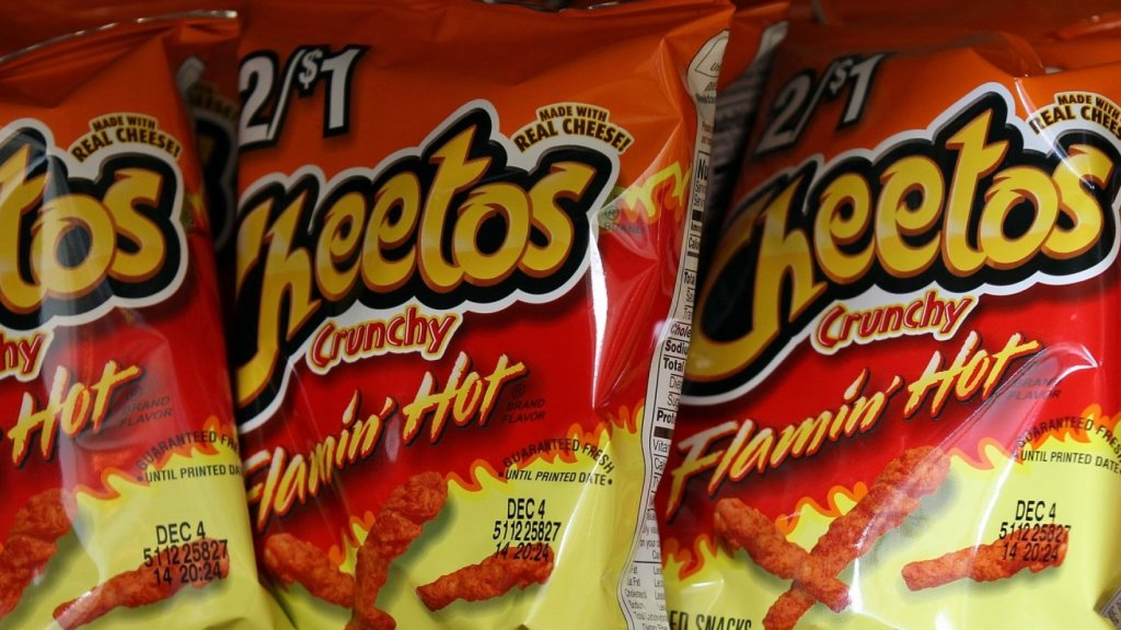 How a Mexican Janitor Invented Flamin' Hot Cheetos