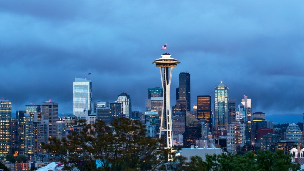 Amazon and Microsoft Make Seattle the Cloud Capital of the World--and a Great Place for Startups