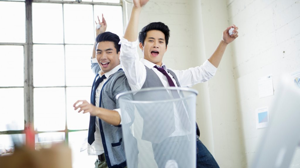 5 Reasons Why You Should Allow Playtime in the Office