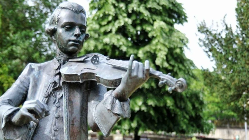 Think YOUR Parents Were Hard On You? Try Being Mozart