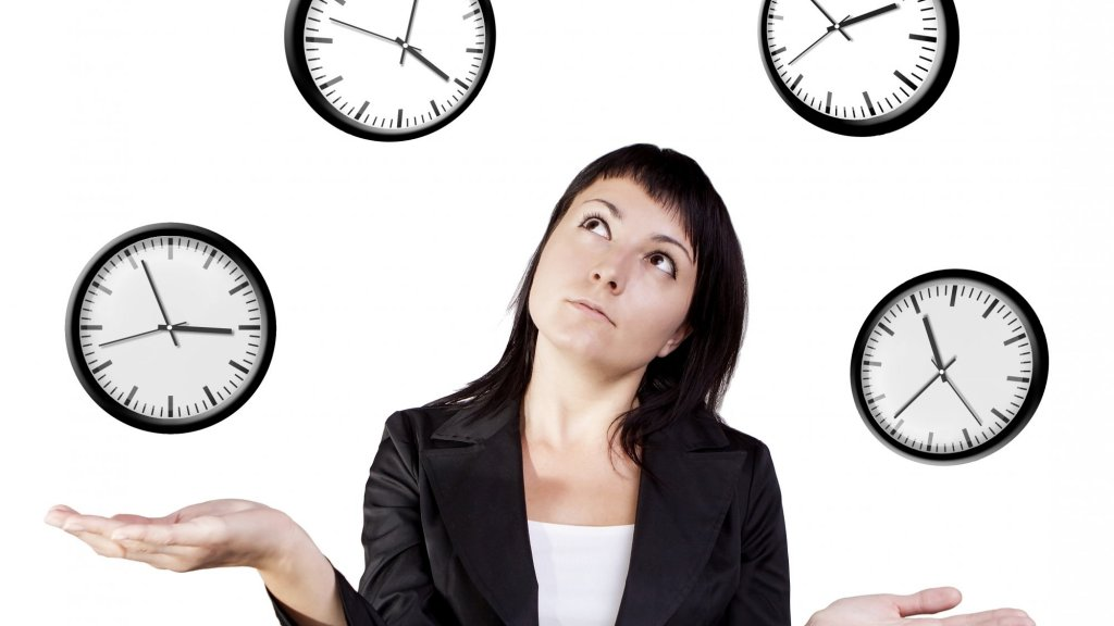 The Only 2 Ways to Be in Control of Your Time