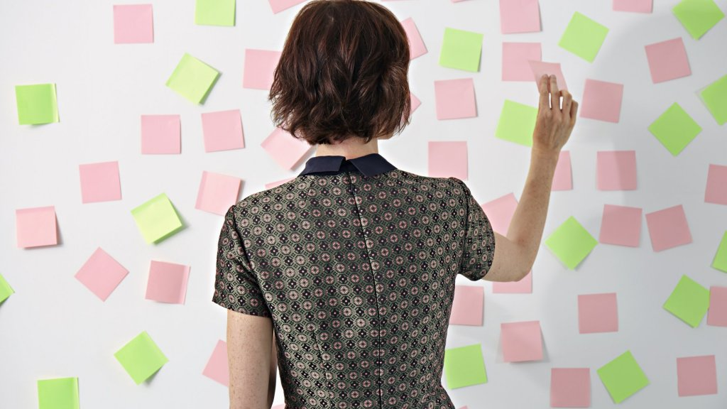 An Easy Fix For Your Broken Brainstorming Sessions