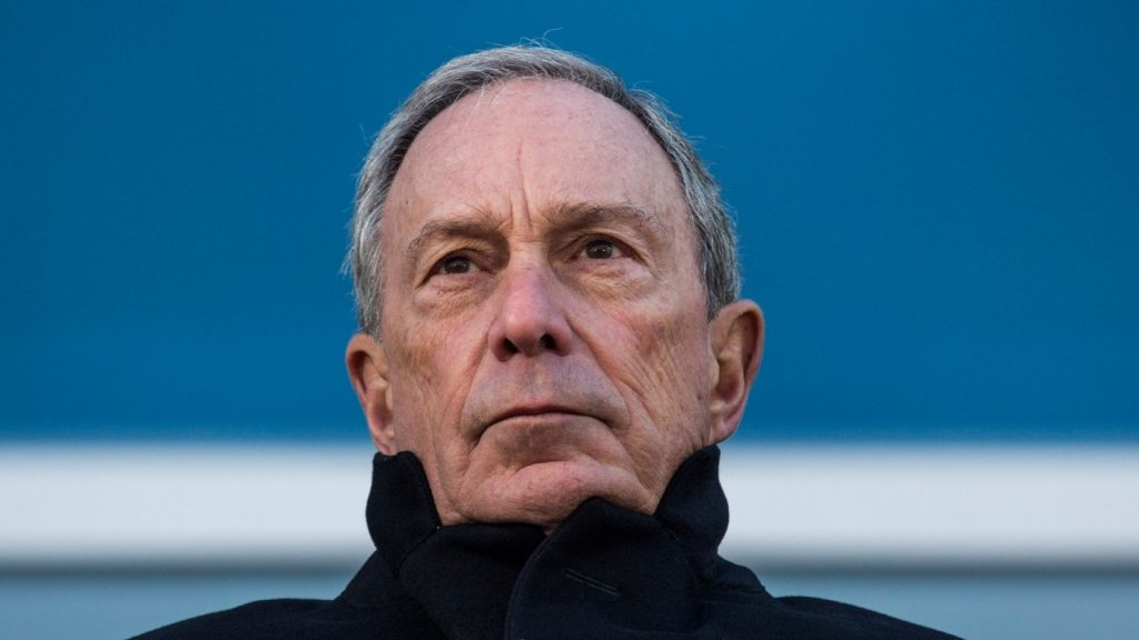 How Mike Bloomberg's Op-Ed Revealed a Graceful Fail