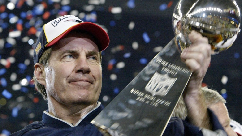 7 Leadership Lessons from Bill Belichick and 6 Other Championship Coaches