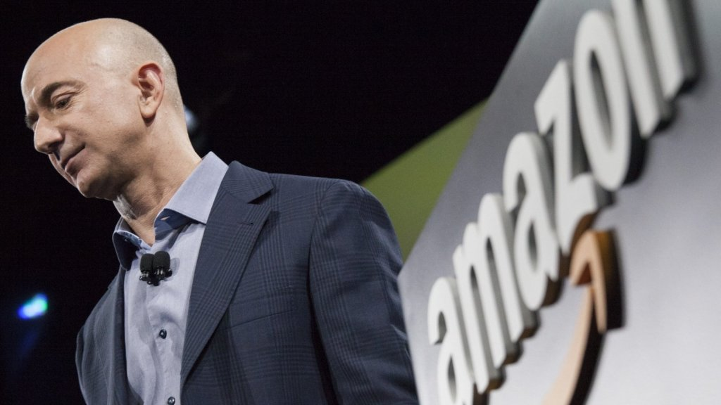 Amazon Is Moving Thousands of Jobs From Seattle to Bellevue
