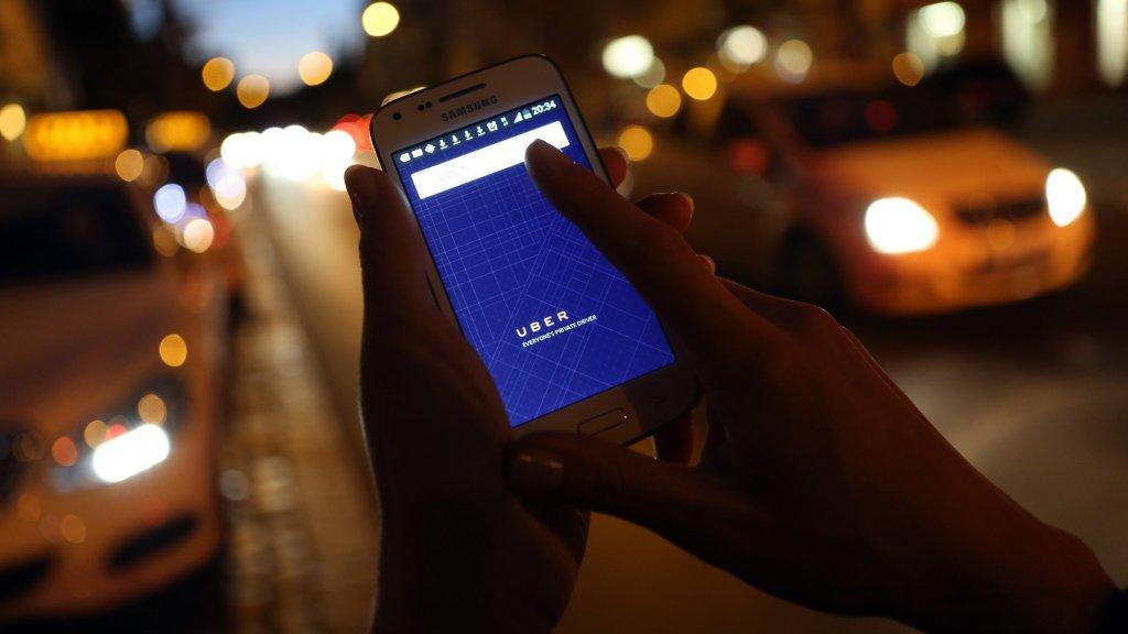 Uber Has Its Own 911 Line--but It's a Secret