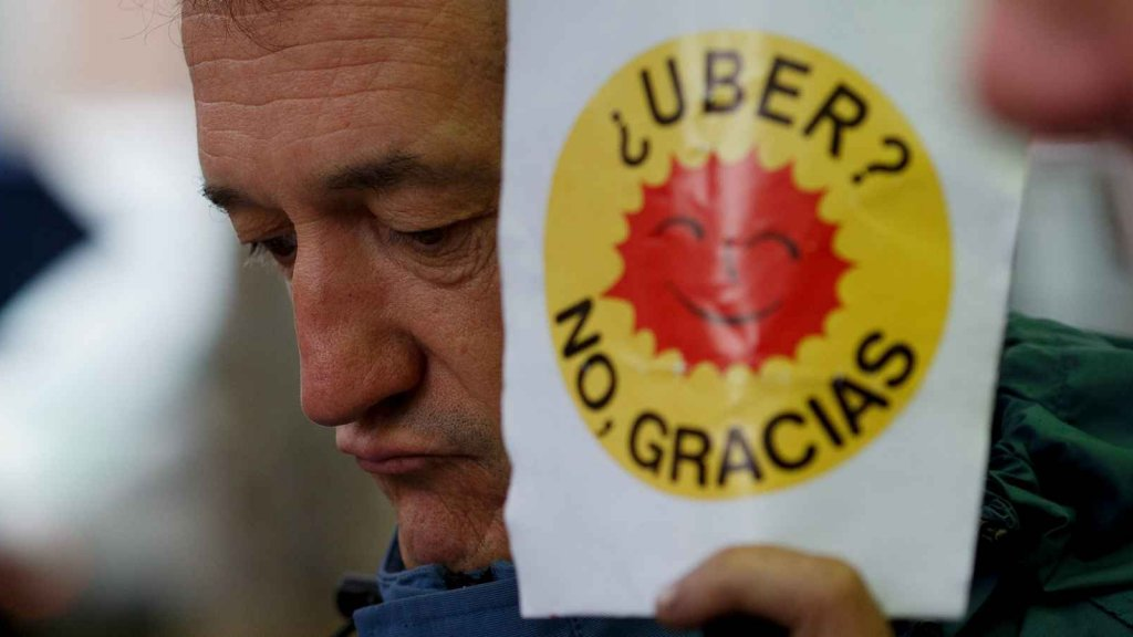 Growth Worries for Uber, AirBnB, and Behemoths of the Sharing Economy