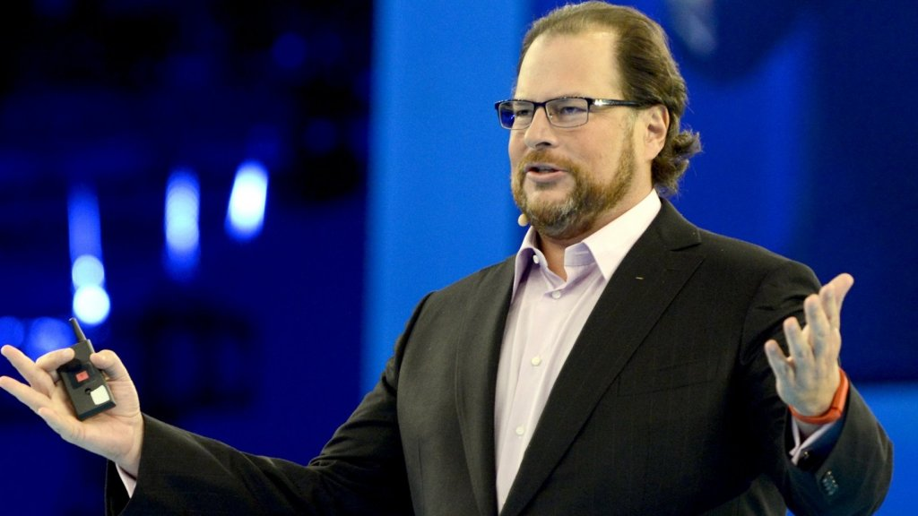 The 1 Word That Saved Salesforce From Certain Doom