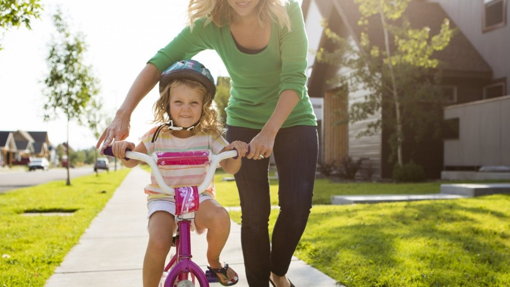 Hey, Parents, Meet the Safest Bike for Your Children. (The Secret Is in the Brakes)