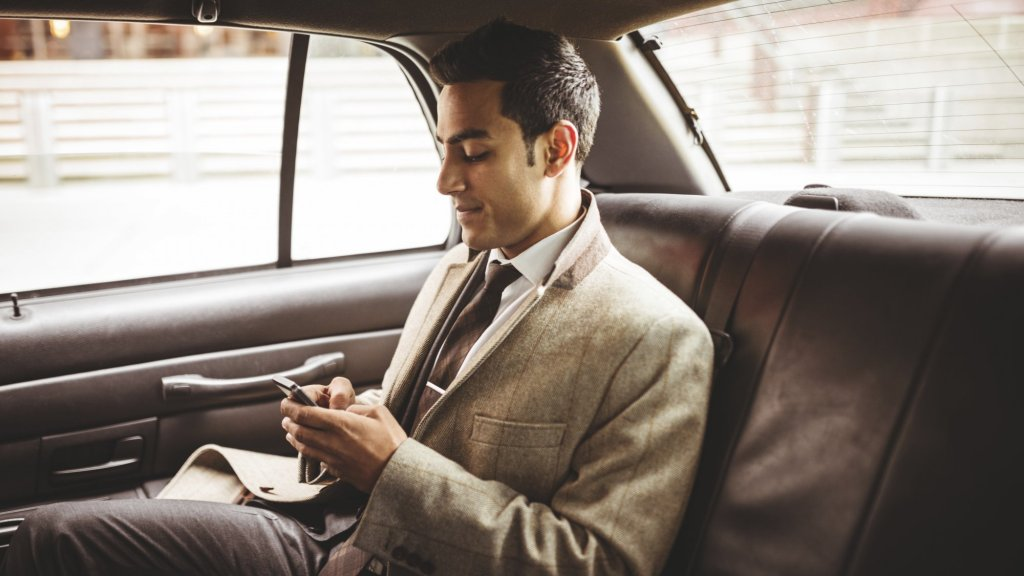 Business Travelers Slower to Adopt Uber, Airbnb
