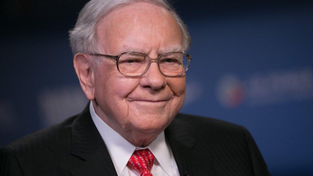 Warren Buffett's Berkshire Hathaway Finally Bought a Stake in Amazon