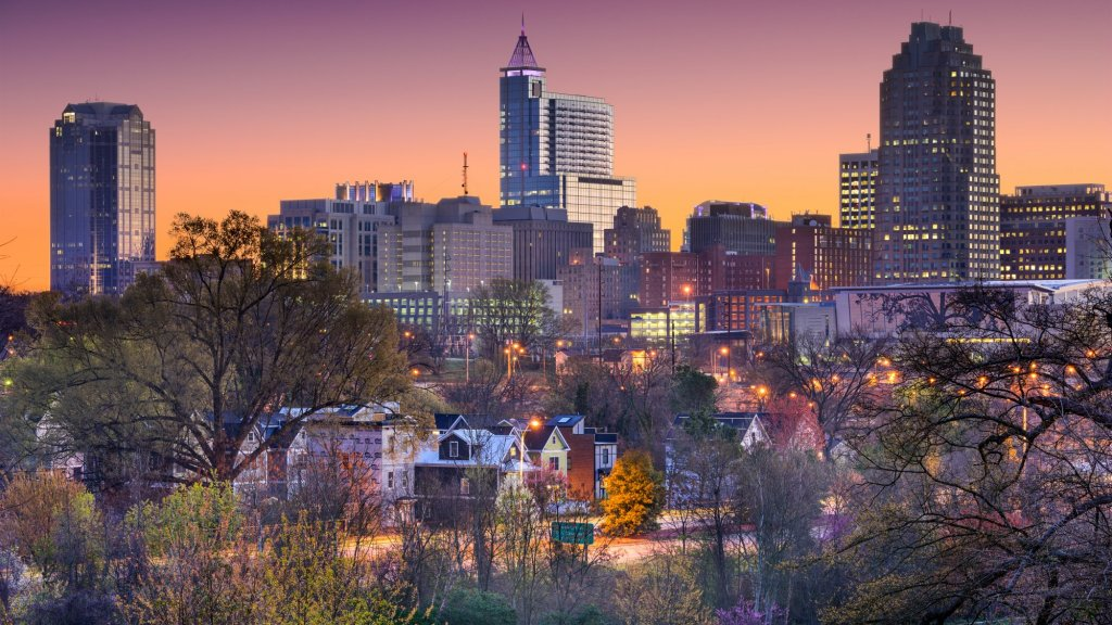 24 Hours with Startups in Raleigh, NC