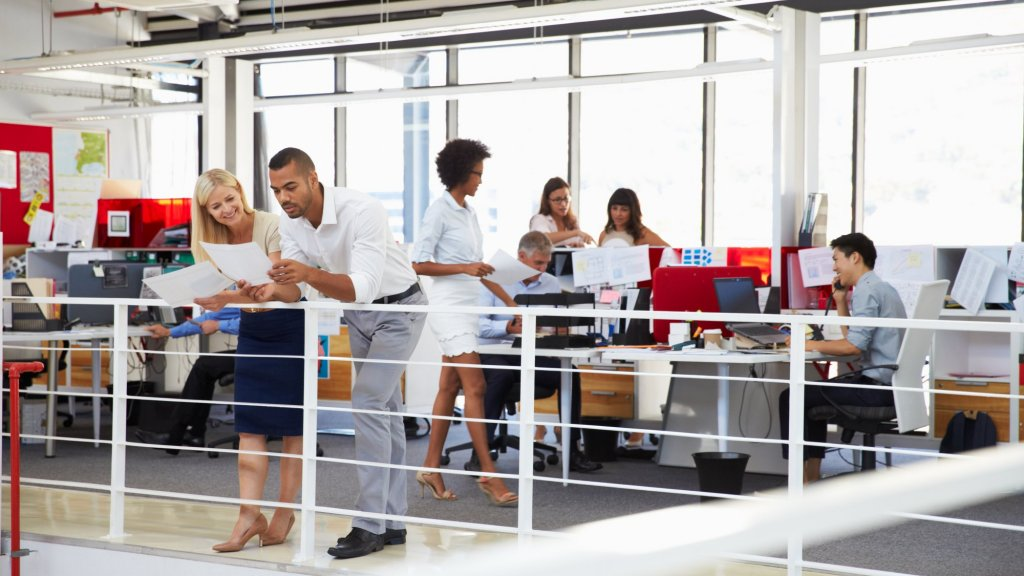 Are Open Floor Plans Killing Productivity in Your Office?