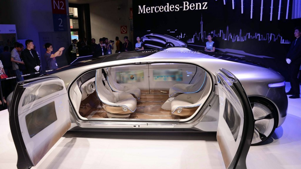 How Self-Driving Cars Will Become Our New Offices
