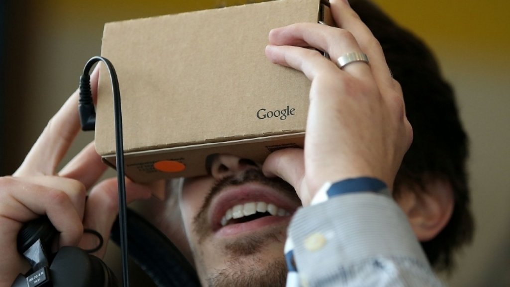 The Huge Business Opportunity Behind Google Cardboard