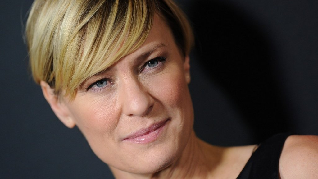 House of Cards Star Robin Wright on Kevin Spacey, Sexual Harassment, and the MeToo Movement