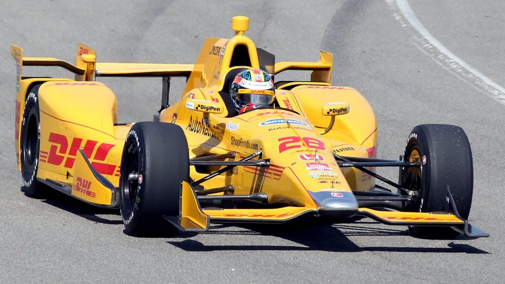How to Find Your Passion: This Indy 500 Winner and IndyCar Champion Provides the Perfect Answer