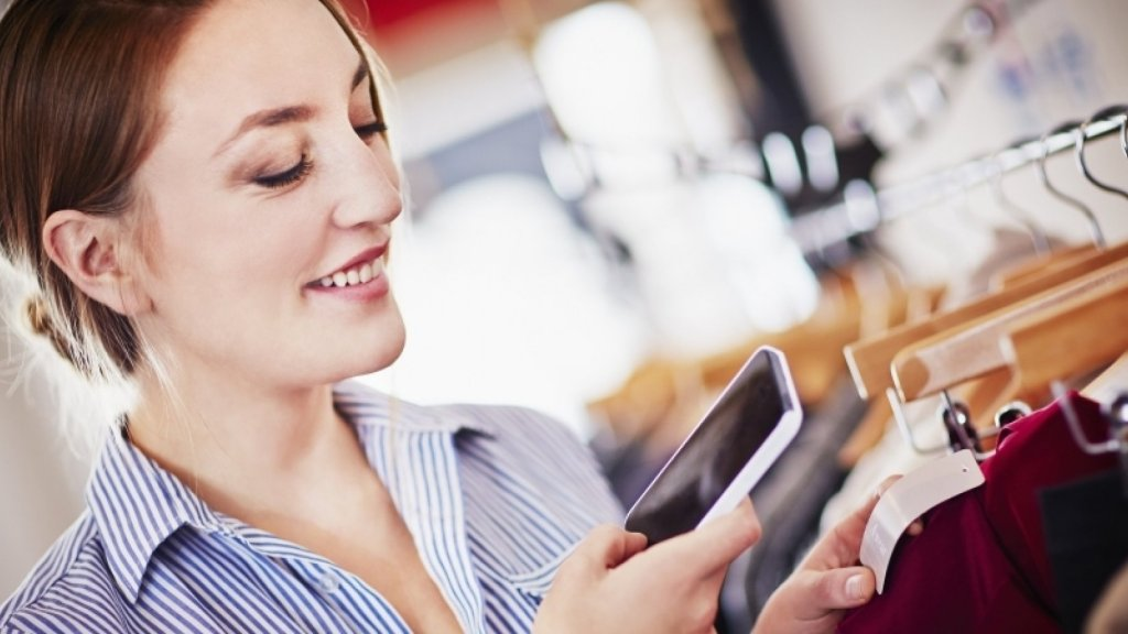 How Millennials Use Technology When Shopping In Stores