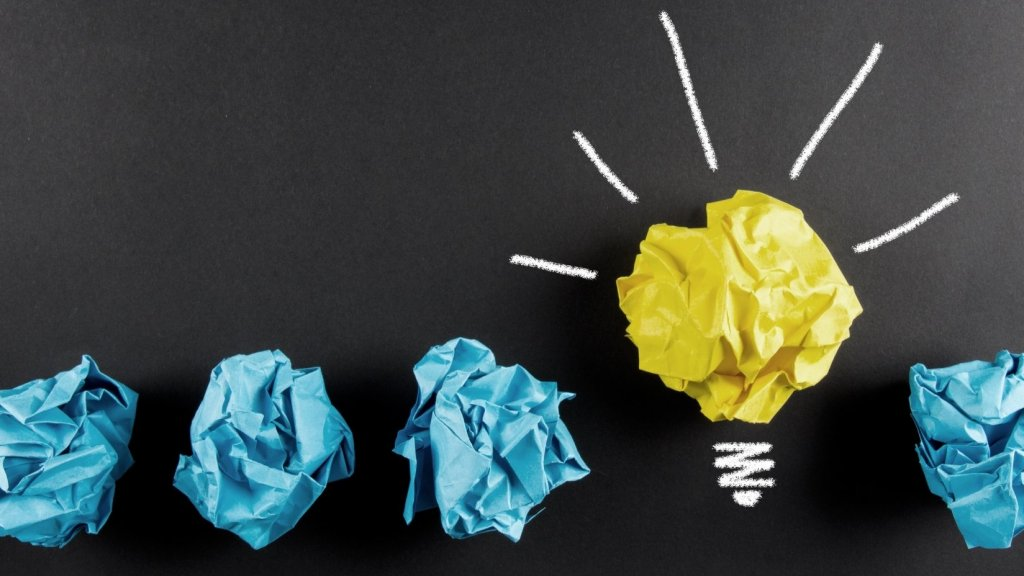 Destroy Average Ideas to Make Brilliant Manure