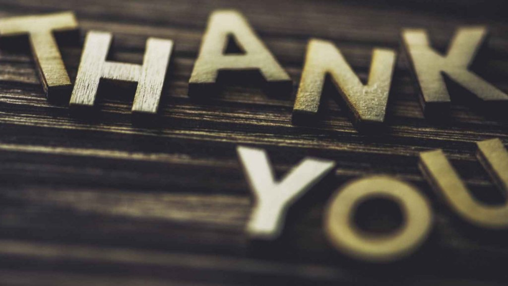 5 Times You Should Definitely Say 'Thank You' (Even Though Most People Don't)