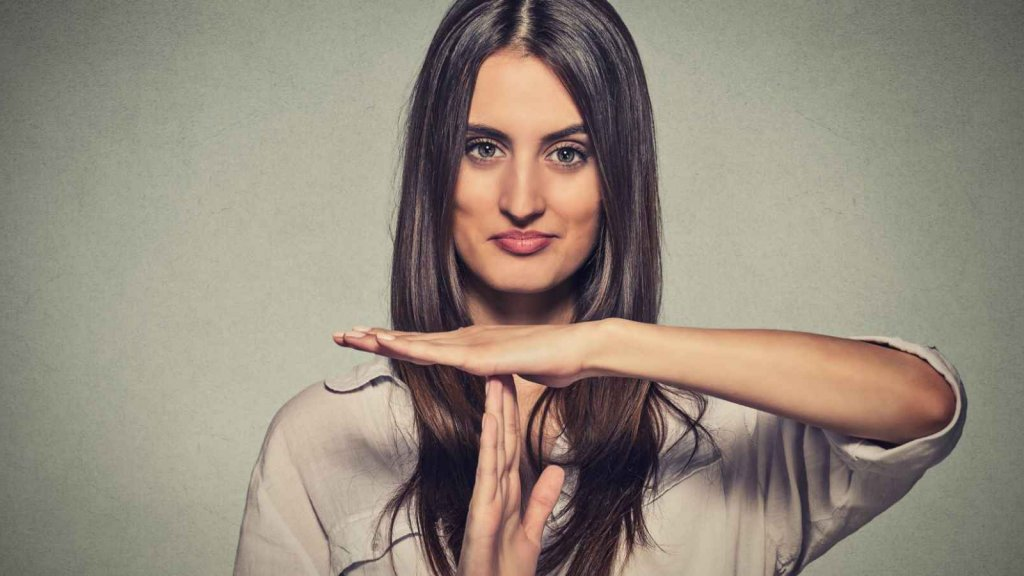 How to Live Better by Learning to Say 'No'