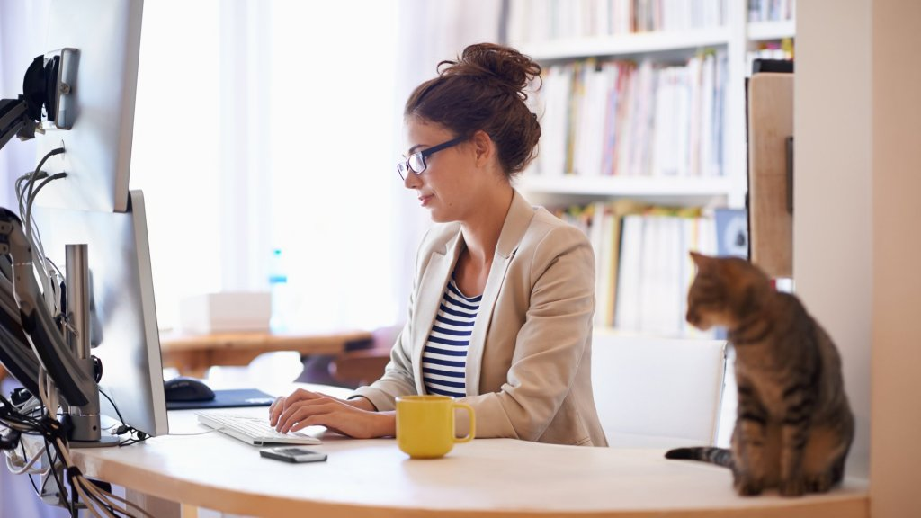 Study: Working From Home Causes More Stress