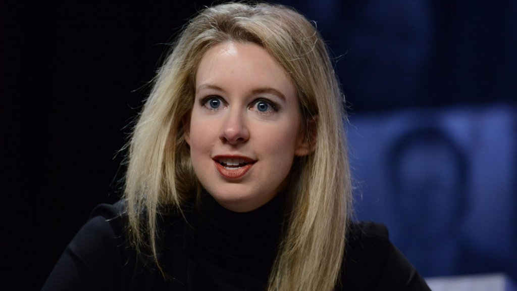 It Turns Out Elizabeth Holmes Was a Massive Fraud, and the Media Helped Create Her